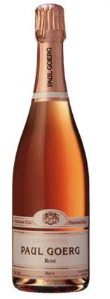 Paul Goerg Champagne Brut Rose